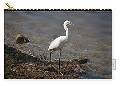 Egret 1 Carry-all Pouch