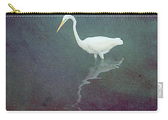 Egret Dreams Carry-all Pouch