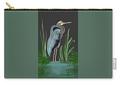 Egret I Carry-all Pouch