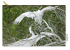 Egret Rumble Carry-all Pouch