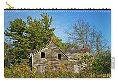 Carry-all Pouch featuring the photograph Eidolic.. by Nina Stavlund