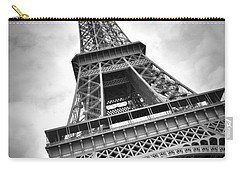 Eiffel Tower Dynamic Carry-all Pouch by Melanie Viola