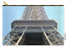 Eiffil Tower Paris France  Carry-all Pouch