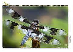 Eight-spotted Skimmer  Carry-all Pouch