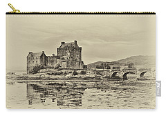Eilean Donan Castle Carry-all Pouch