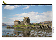 Eilean Donan Castle - Scotland Carry-all Pouch