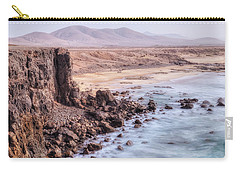 El Cotillo - Fuerteventura Carry-all Pouch by Joana Kruse