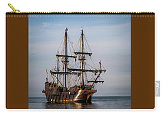 Carry-all Pouch featuring the photograph El Galeon Andalucia by Dale Kincaid