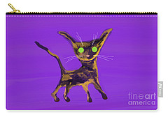 El Gato  Carry-all Pouch