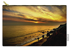 El Matador Beach Sunset Carry-all Pouch