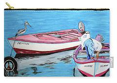 El Pescador De Guanica Carry-all Pouch