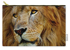 Carry-all Pouch featuring the photograph El Rey by Skip Hunt