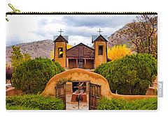 El Santuario De Chimayo Study 4 Carry-all Pouch