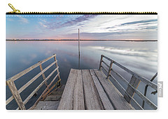 Carry-all Pouch featuring the photograph El Stick by Bruno Rosa