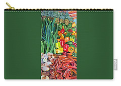 El Valle Market Carry-all Pouch