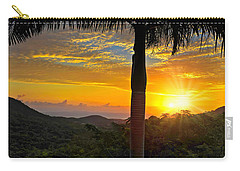 El Yunque Mountain Sunrise Carry-all Pouch