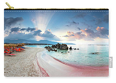 Elafonissi Beach Carry-all Pouch