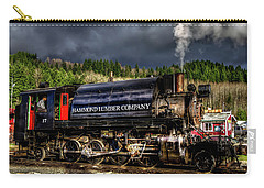 Elbe Steam Engine 17 Hdr 2  Carry-all Pouch