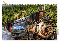 Elbe Steam Engine #17 Hdr Carry-all Pouch