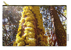 Elder Mossy Evergreen Carry-all Pouch