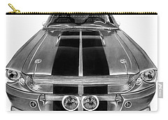 Eleanor Ford Mustang Carry-all Pouch by Peter Piatt