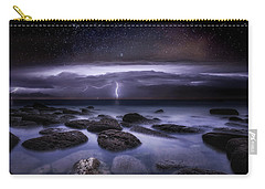 Electric Dreams Carry-all Pouch