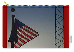 Electric Flag Carry-all Pouch