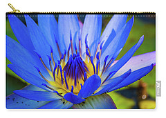 Electric Lily Carry-all Pouch