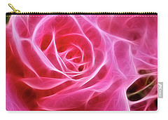 Electric Pink Carry-all Pouch