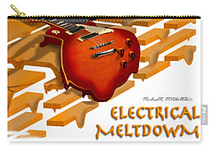 Electrical Meltdown Se Carry-all Pouch