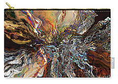 Electrical Storm Carry-all Pouch by Phil Perkins