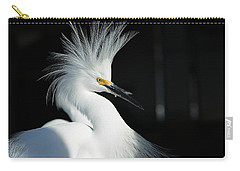 Electrifying Carry-all Pouch by Fraida Gutovich