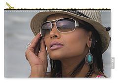 Elegant Beach Fashion Carry-all Pouch