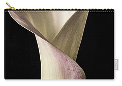 Elegant Calla Carry-all Pouch
