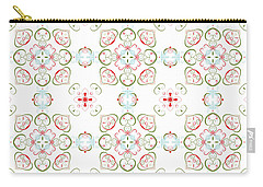 Elegant Christmas #02 Carry-all Pouch