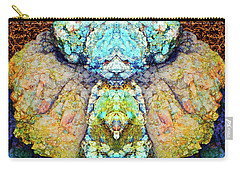 Elemental Being In Nature 1 Carry-all Pouch