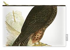 Eleonora Falcon Carry-all Pouch by English School