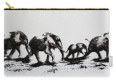 Elephant Fun Carry-all Pouch