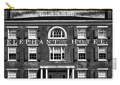 Elephant Hotel Carry-all Pouch