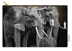 Elephant Kingdom 3 Carry-all Pouch