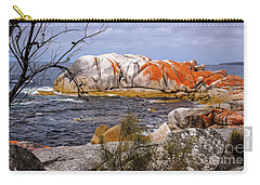 Elephant Rock - Bay Of Fires Carry-all Pouch by Lexa Harpell