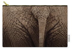 Elephant Tail Carry-all Pouch