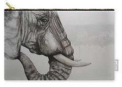 Elephant Tears Carry-all Pouch