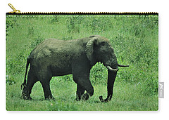 Elephant Walks Carry-all Pouch