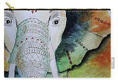 Elephantastic Carry-all Pouch