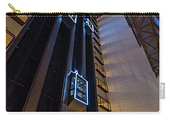 Carry-all Pouch featuring the photograph Elevated by Randy Scherkenbach