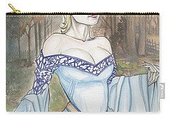 Elf Lotr Carry-all Pouch by Jimmy Adams