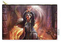 Elf Mage Carry-all Pouch