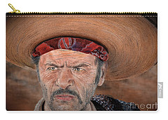 Eli Wallach As Tuco In The Good The Bad And The Ugly Version II Carry-all Pouch