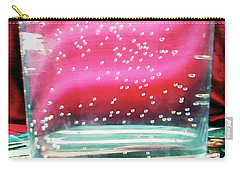 Carry-all Pouch featuring the photograph Elixir by Rebecca Harman